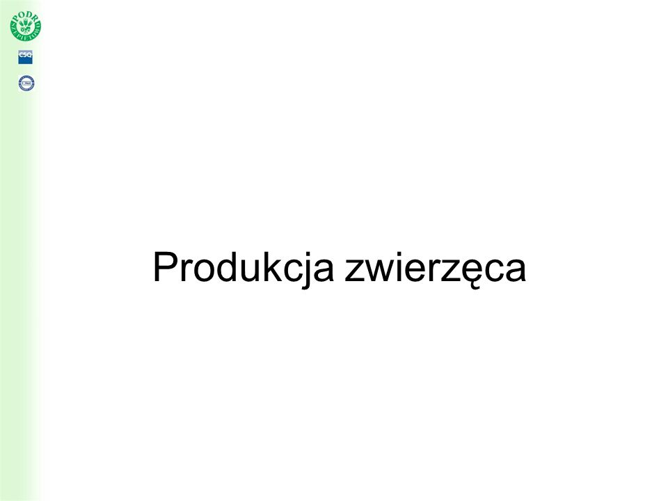 Produkcja zwierzęca