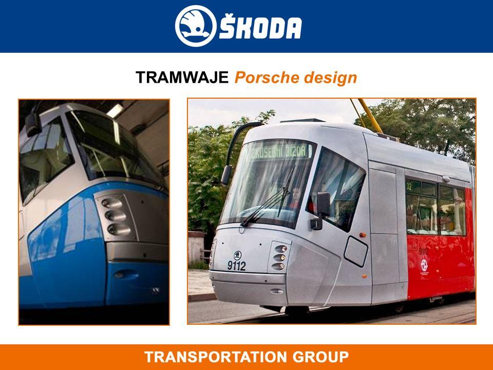 TRAMWAJE Porsche design