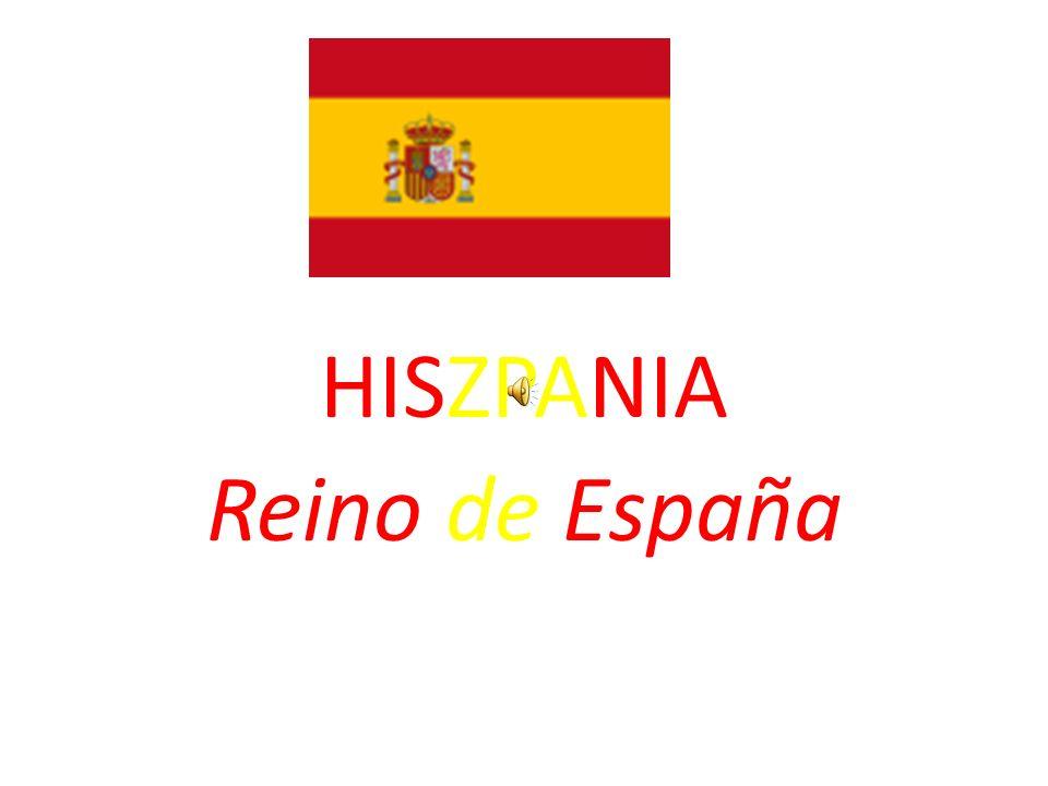 HISZPANIA Reino de España
