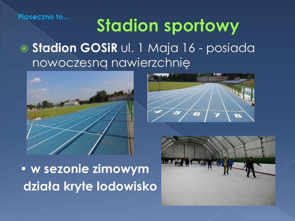 Stadion GOSiR ul.