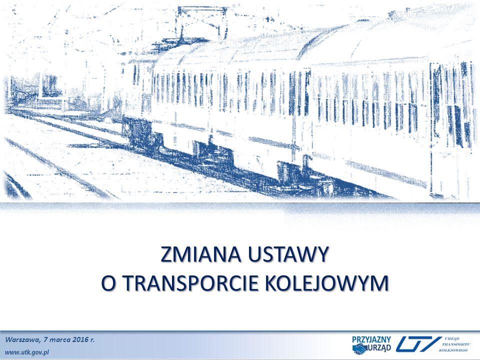 www.utk.gov.pl Warszawa, 2015.07.23 Tytuł prezentacji Warszawa, 2015.07.23 Warszawa, 7 marca 2016 r.