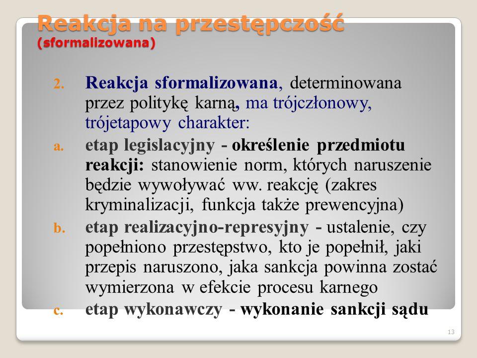 Działania zapobiegawcze i ich etapy b.