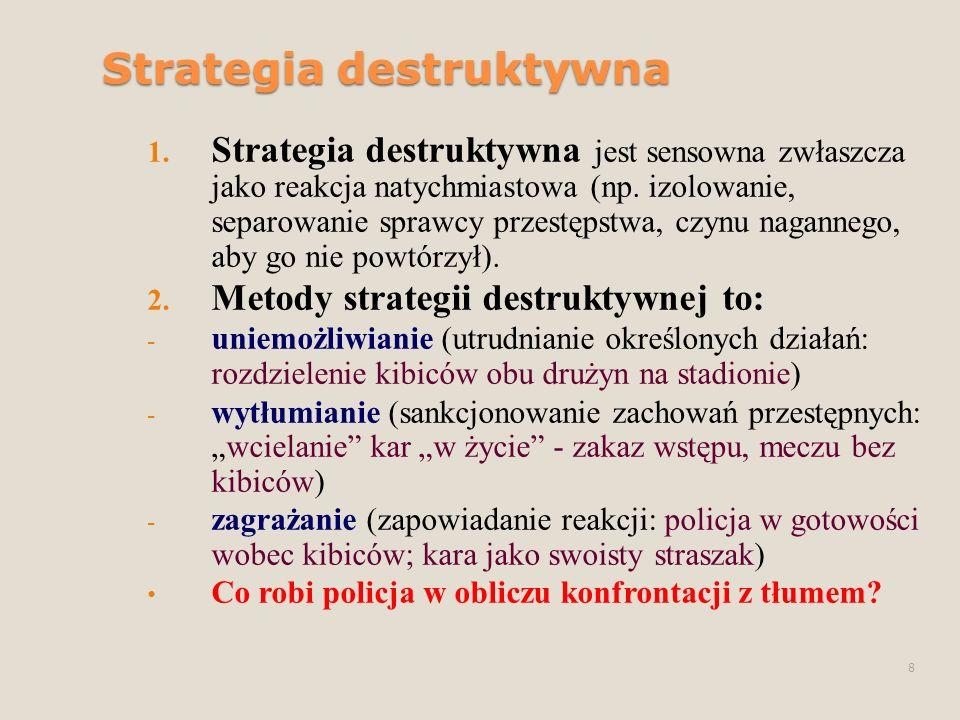 Działania zapobiegawcze i ich strategie 2.