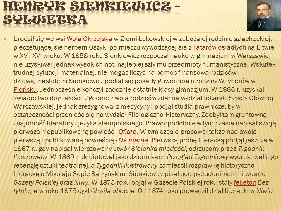  Urodził się we wsi Wola Okrzejska w Ziemi Łukowskiej w zubożałej rodzinie szlacheckiej, pieczętującej się herbem Oszyk, po mieczu wywodzącej się z T
