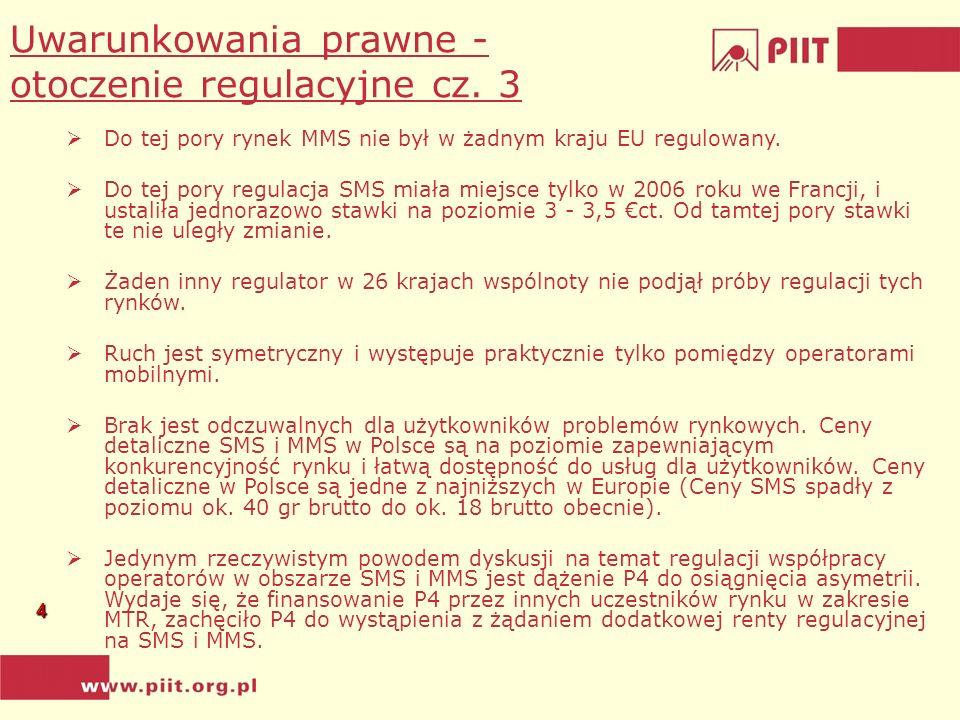 4 Uwarunkowania prawne - otoczenie regulacyjne cz.