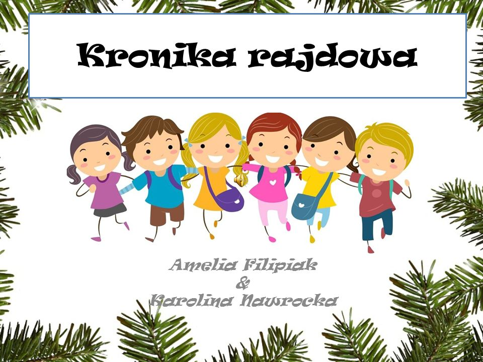 Kronika rajdowa Amelia Filipiak & Karolina Nawrocka
