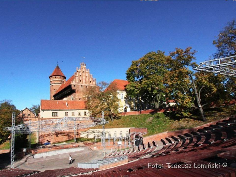 Zamek Kapituły Warmińskiej Amfiteatr im. Czesława Niemena