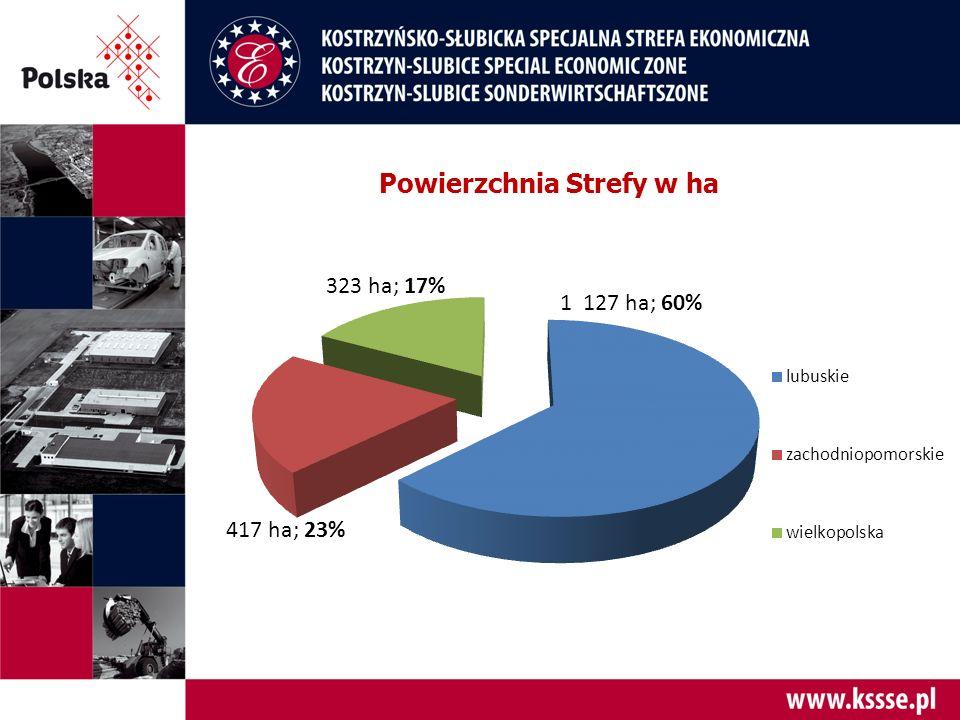 Współpraca z przedsiębiorca-SSE w Polsce Źródło: Raport KPMG 2015