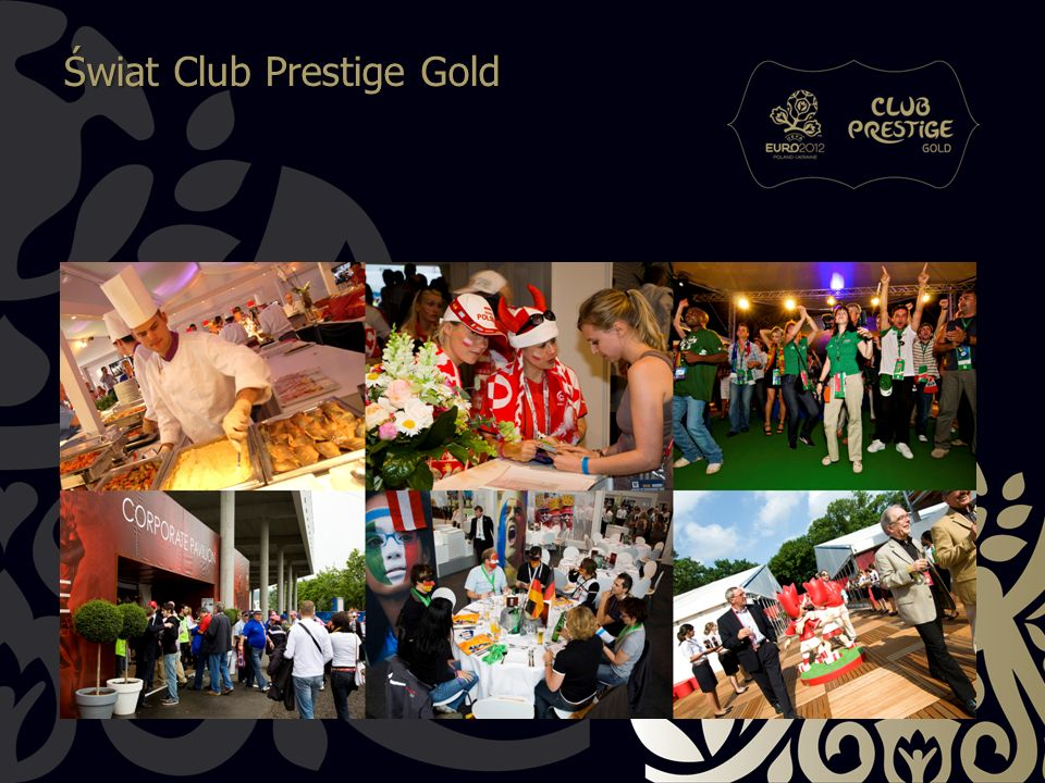 Świat Club Prestige Gold