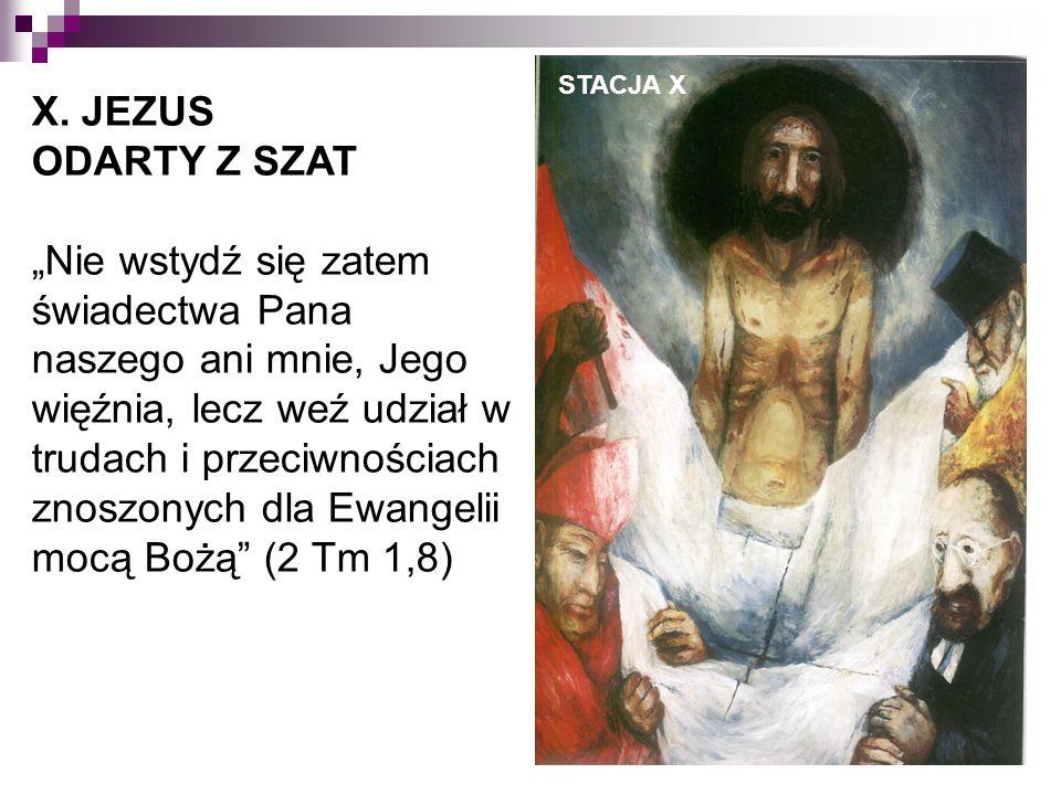 STACJA X X.