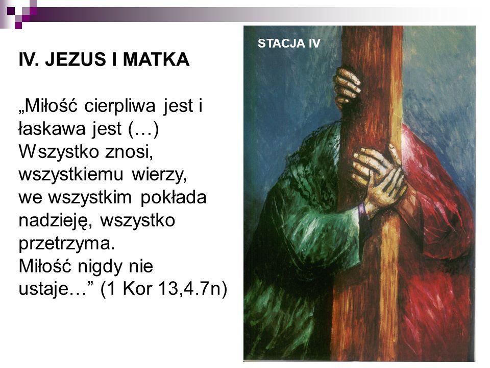 STACJA IV IV.