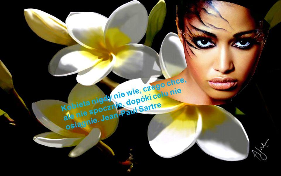 Nikt by nie uwierzył, jakie mnóstwo łez mieści się w kobiecych oczach. Autor Simone de Bauvoir