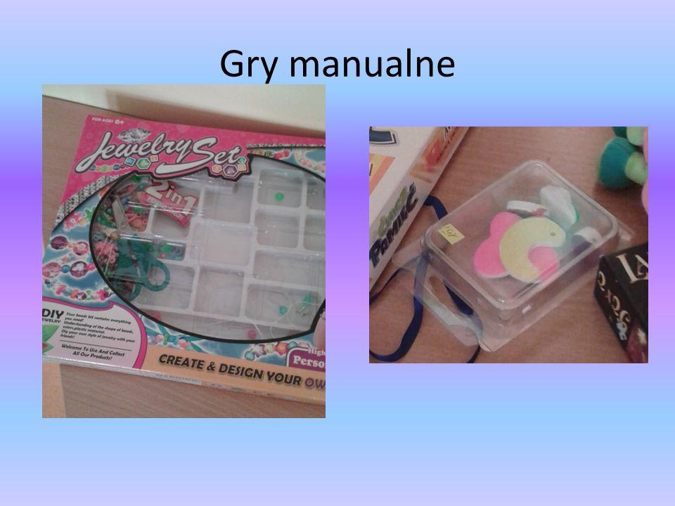 Gry manualne