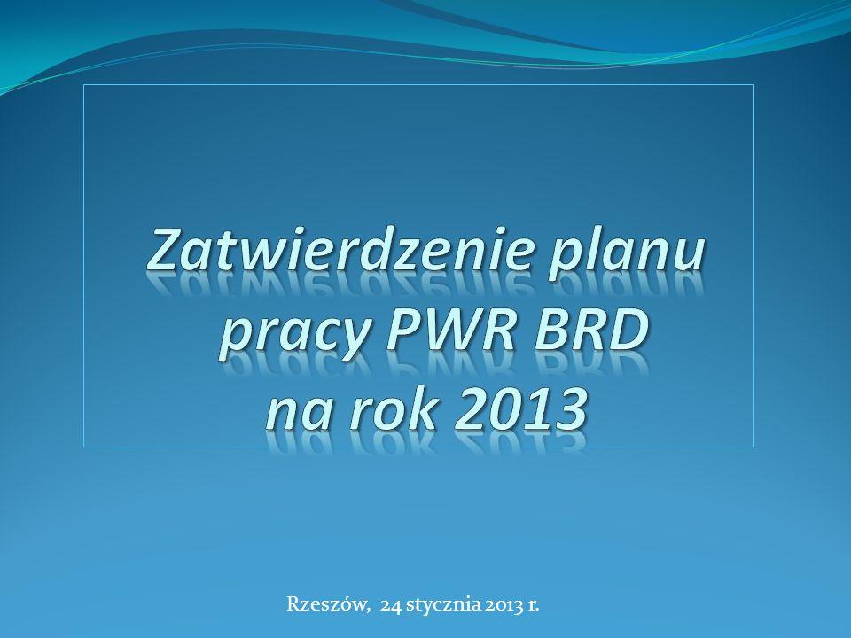 Rzeszów, 24 stycznia 2013 r.