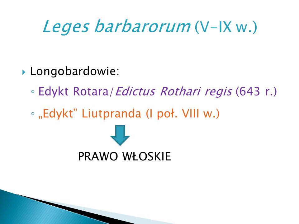  Anglo-Sasi: ◦ Kodeks Etelberta (ok.