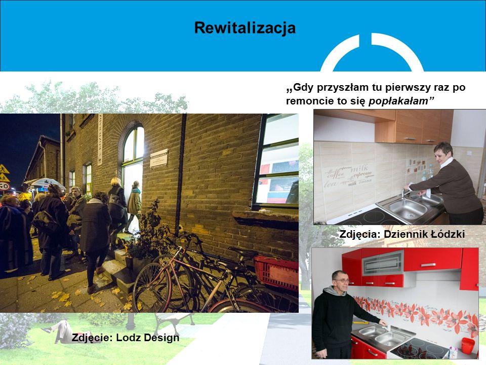 """Rewitalizacja Zdjęcia: Dziennik Łódzki """" Gdy przyszłam tu pierwszy raz po remoncie to się popłakałam"""" Zdjęcie: Lodz Design"""