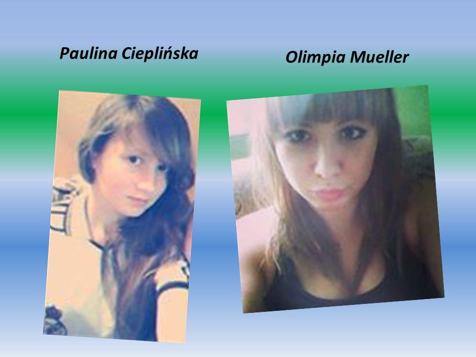 Paulina Cieplińska Olimpia Mueller