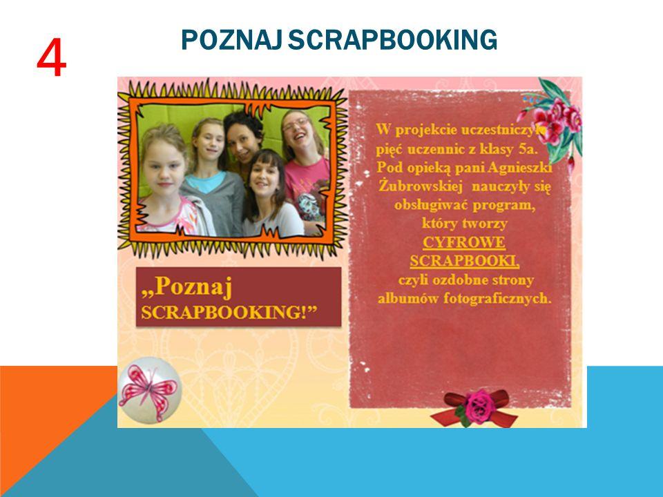 POZNAJ SCRAPBOOKING 4