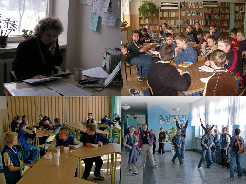 Sposób prowadzenia żywienia: Godziny pracy pedagoga: Poniedziałek 9 – 13 Wtorek 8 – 12 Środa 10 – 14 Czwartek 12 – 16 Piątek 9 – 13 Obiady dostarcza firma kateringowa.