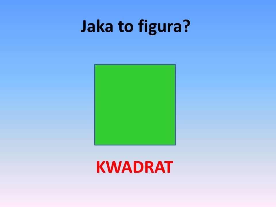 Jaka to figura? KOŁO