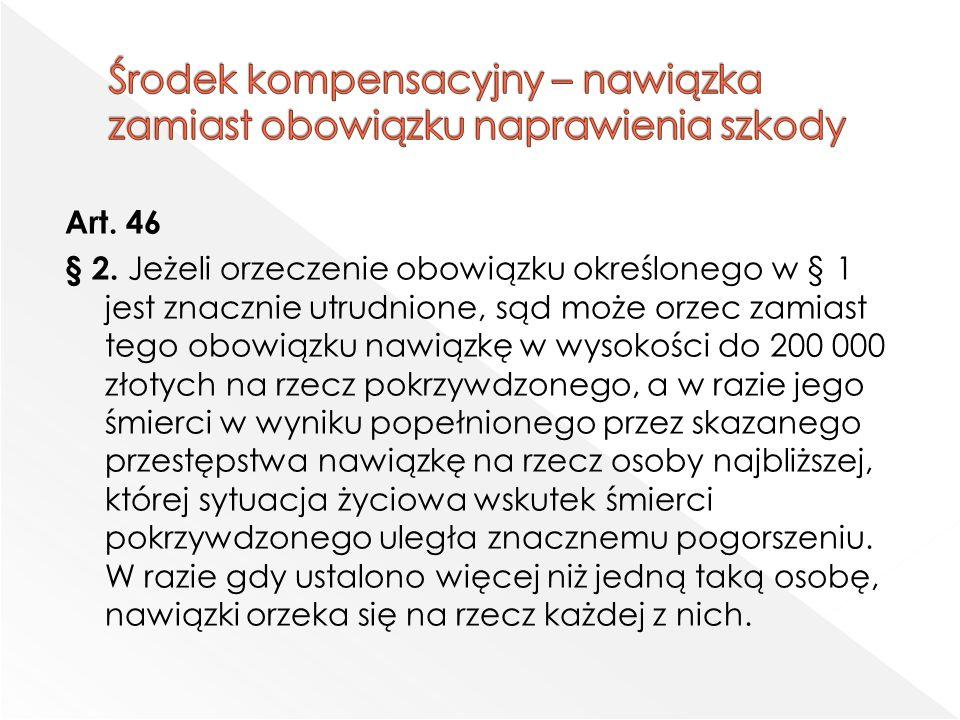 Art. 46 § 2.