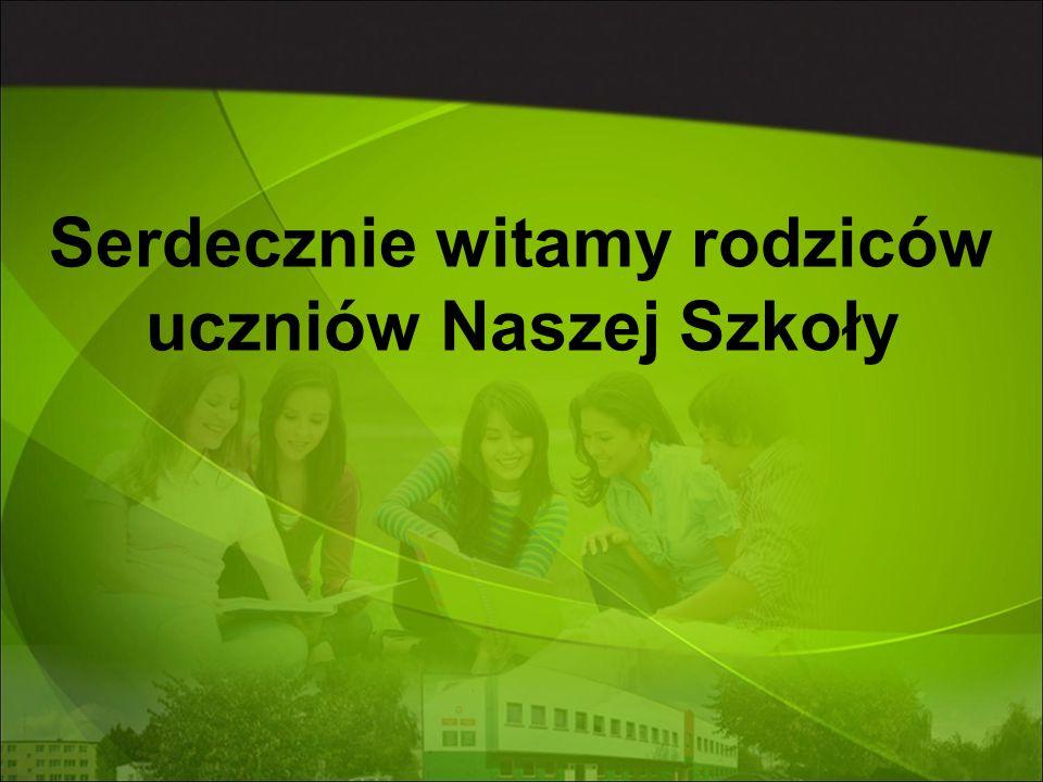 Serdecznie witamy rodziców uczniów Naszej Szkoły