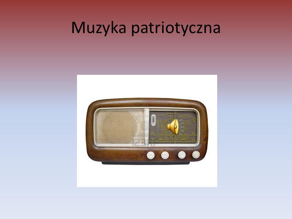 Muzyka patriotyczna