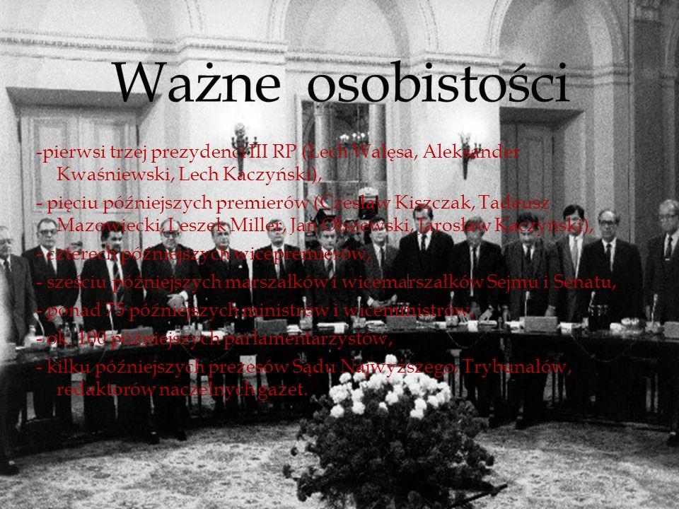 Rozmowy rozpoczęły się 6 lutego 1989 o godzinie 14:23, a zakończyły 5 kwietnia tego samego roku.