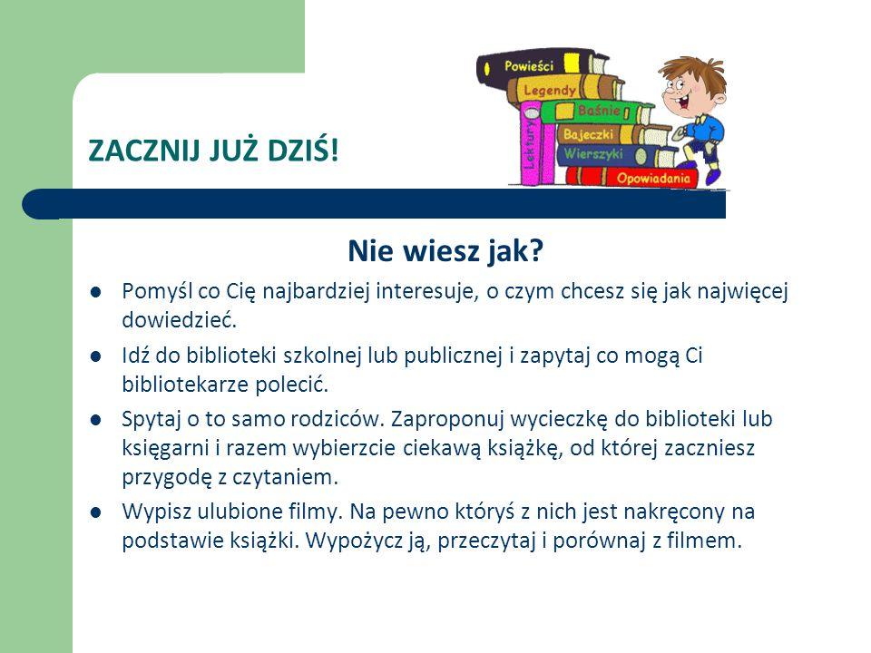 """OPRACOWANIE Prezentacja została przygotowana na podstawie materiałów edukacyjnych zamieszczonych na stronie: www.bibliotekawszkole.pl oraz w miesięczniku """"Wszystko dla Szkoły nr 09/2014 będącego zbiorem materiałów graficznych dla szkół.www.bibliotekawszkole.pl"""
