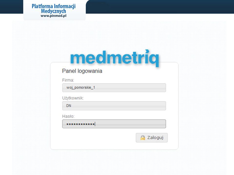 Raporty standardowe oraz możliwość tworzenia raportów na życzenie Benchmarking – możliwość porównania z innymi szpitalami Analiza danych szpitala i poszczególnych oddziałow Wybór przedziału czasowego do analizy Analiza kosztów wykonywanych świadczeń Budżetowanie i prognozowanie wyniku
