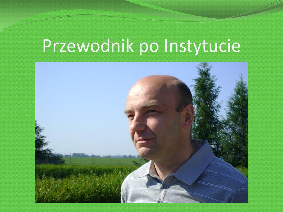 Przewodnik po Instytucie