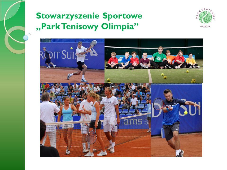 """Stowarzyszenie Sportowe """"Park Tenisowy Olimpia"""