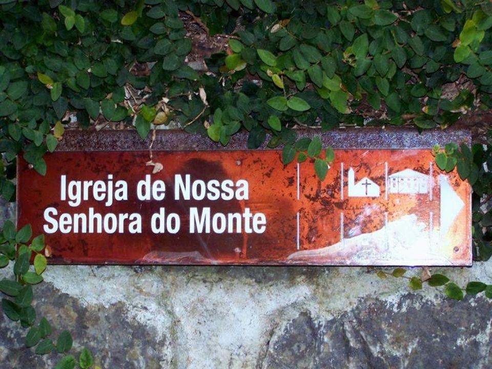 Źródełko z wodą pitną - Nossa Senhora do Monte