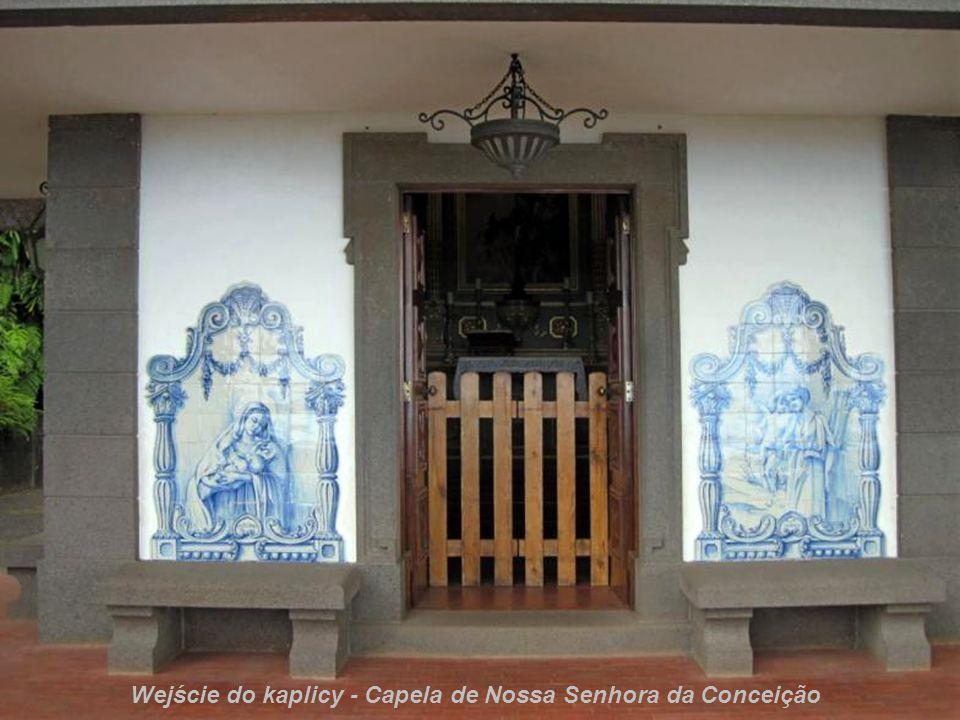 Kaplica - Capela de Nossa Senhora da Conceição (Chapel of our Lady of Conception)