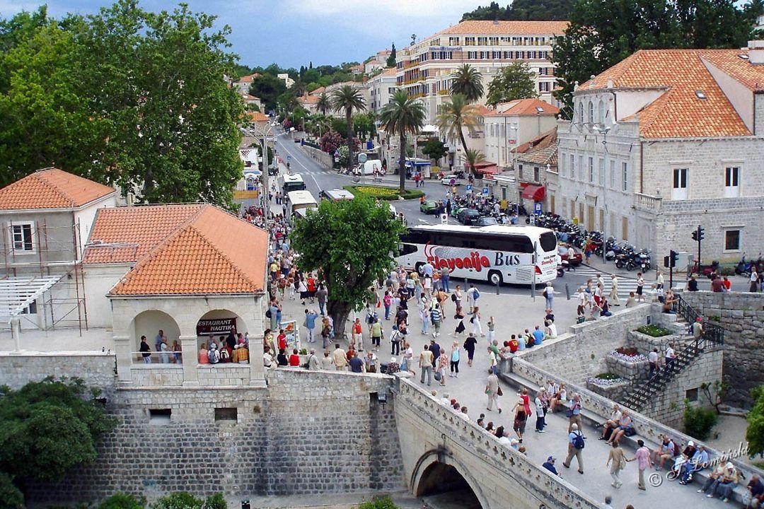 Dubrovnik przez całe wieki kolekcjonował dzieła najwybitniejszych architektów i artystów.