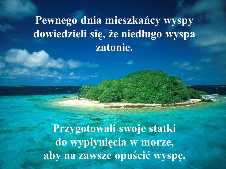 Dawno, dawno temu, na oceanie istniała wyspa, którą zamieszkiwały emocje, pragnienia i ludzkie cechy: Bogactwo, Duma, Smutek, Dowcip.