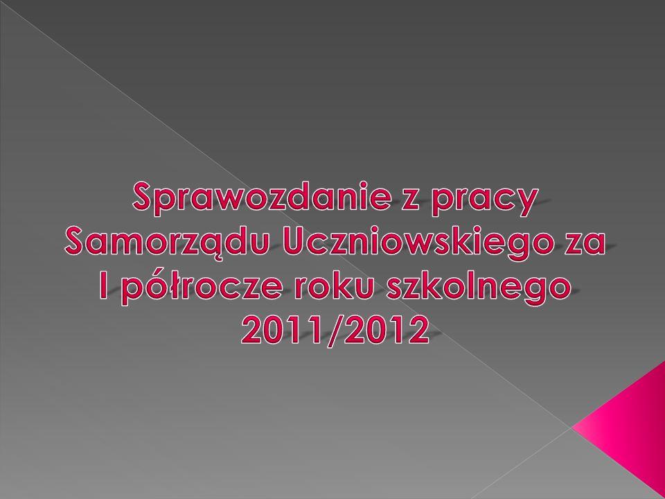 W trakcie I półrocza roku szkolnego 2011/2012 Samorząd Uczniowski wziął udział w licznych inicjatywach, które miały miejsce na terenie Zespołu Szkół Elektryczno- Elektronicznych i poza szkołą, wielu z nich sam był organizatorem bądź kontynuował działania, które mają dobrą tradycję i cieszą się uznaniem w naszej placówce i środowisku lokalnym.