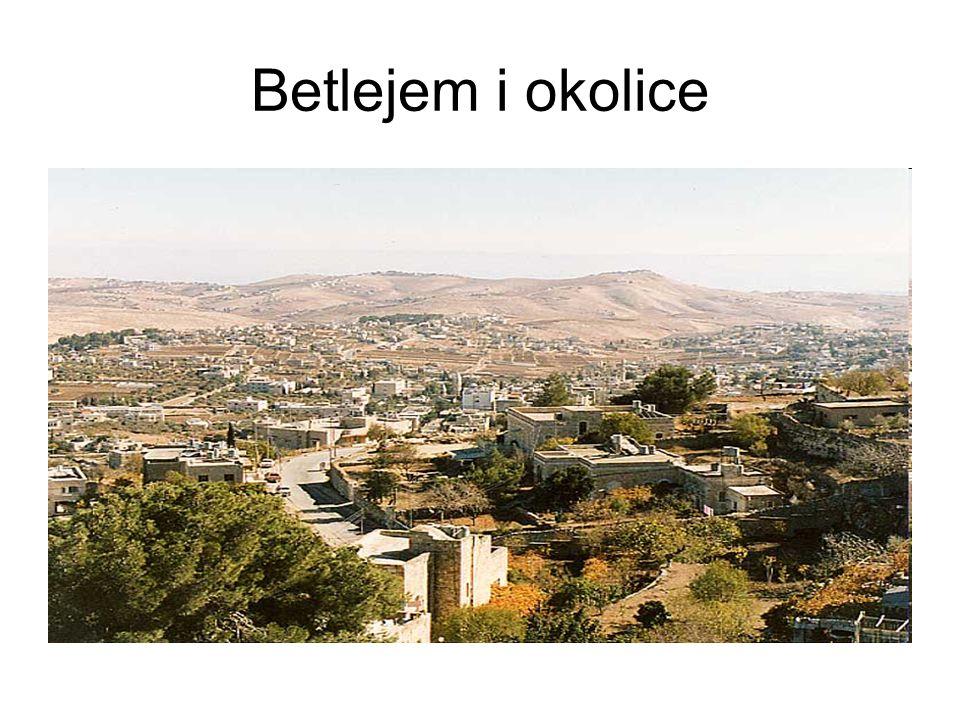 Betlejem i okolice