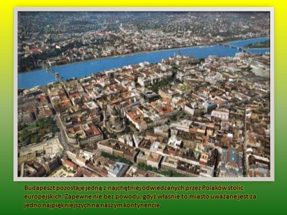Odwiedzając Budapeszt na kilka dni, warto zaopatrzyć się w specjalną kartę turystyczną Budapest Kártya .