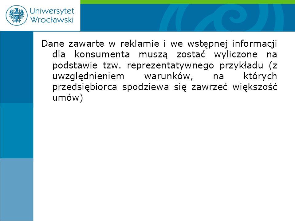 Art.9 [Ocena zdolności kredytowej konsumenta] 1.