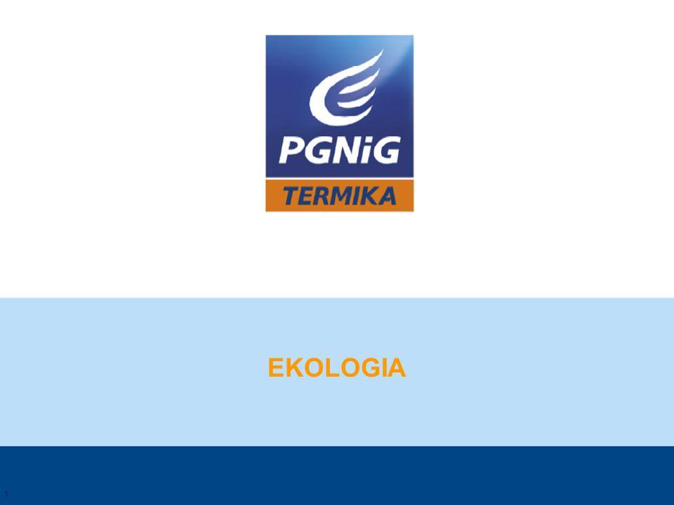 1 1 Zakład Elektrociepłownia Żerań i Źródła Lokalne Wyniki produkcyjne - styczeń 2012r EKOLOGIA