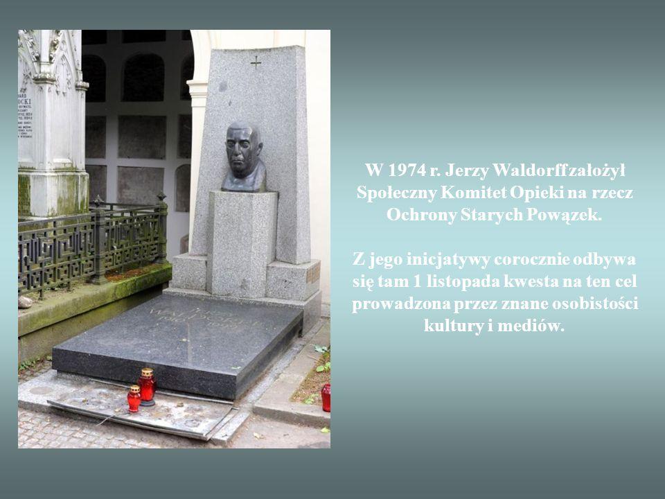 Prochy pomordowanych w obozach koncentracyjnych Grób Jana Nowaka Jeziorńskiego
