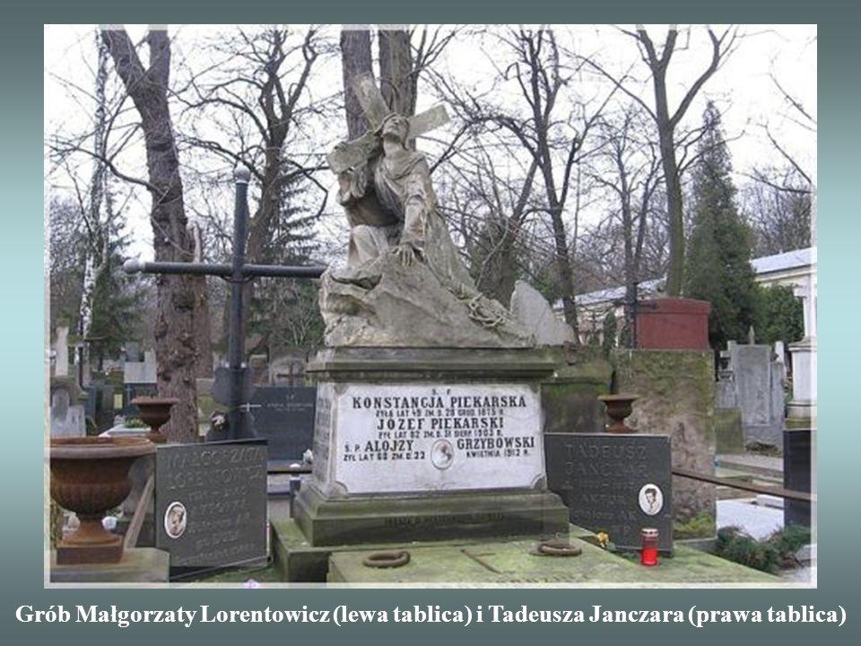 Grób Aleksandry Śląskiej Grób Krzysztofa Kieślowskiego