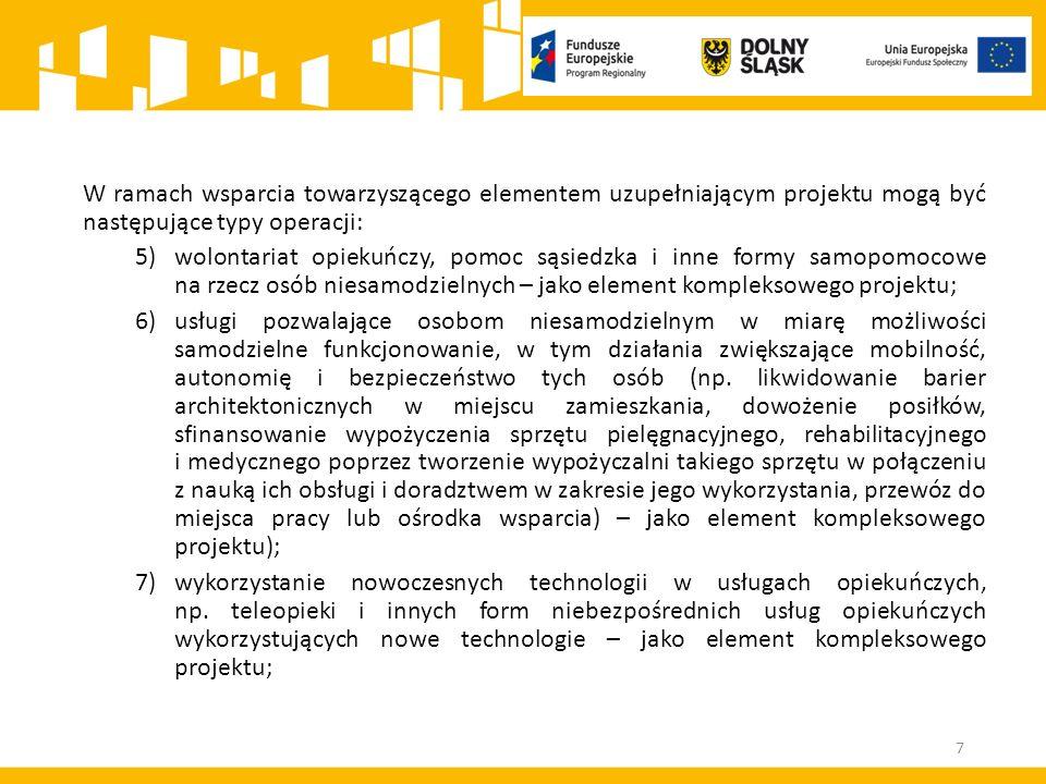 ROZSTRZYGNIĘCIE KONKURSU Po rozstrzygnięciu konkursu IOK zamieszcza na stronie internetowej: www.rpo.dwup.pl a w przypadku Poddziałania 9.2.4 także na stronach internetowych www.ipaw.walbrzych.eu oraz na portalu (nie później niż 7 dni od rozstrzygnięcia konkursu) listę projektów, które uzyskały wymaganą liczbę punktów, z wyróżnieniem projektów wybranych do dofinansowania, tj.