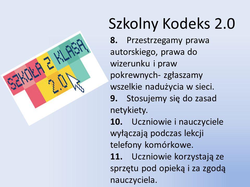 Szkolny Kodeks 2.0 8.