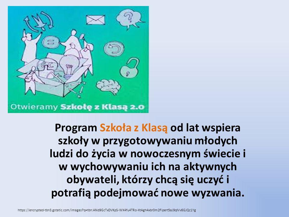 W klasie 2AT odbyła się, realizowana w ramach programu Szkoła z Klasą 2.0, lekcja języka niemieckiego.