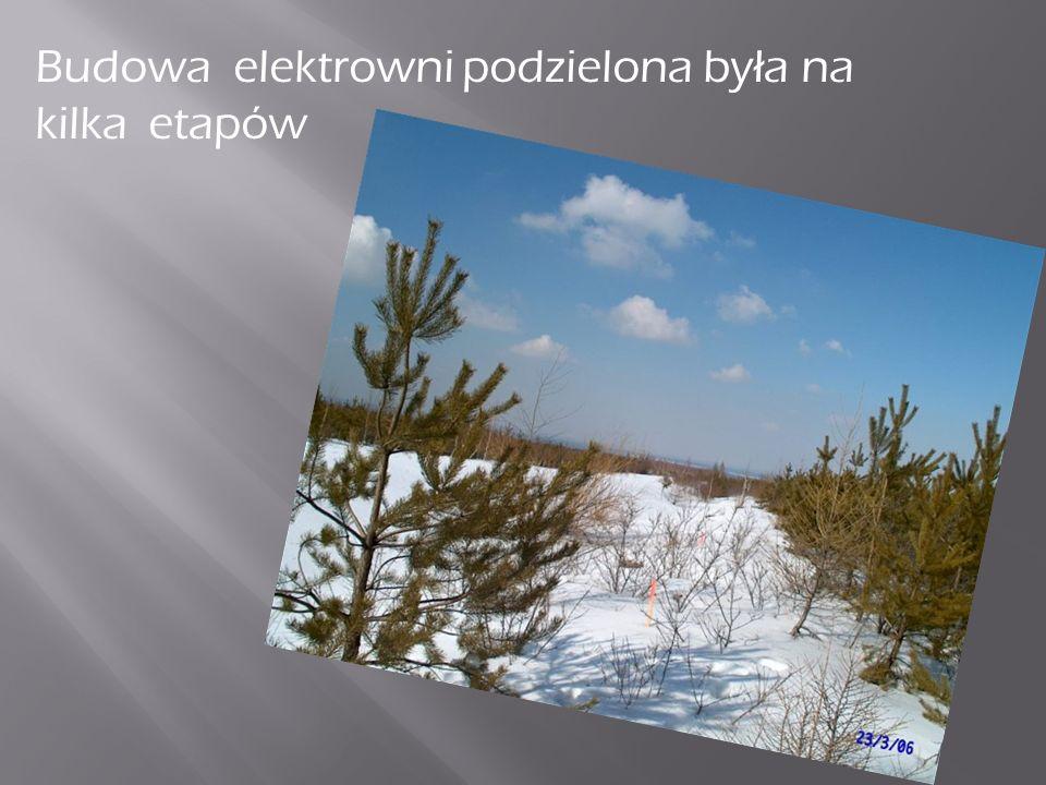 - Pomysł usytuowania elektrowni wiatrowej w Kamie ń sku si ę ga ko ń ca lat 90. i spółki Termall w Bełchatowie - informuje Mateusz Gawdzik. To jej pra