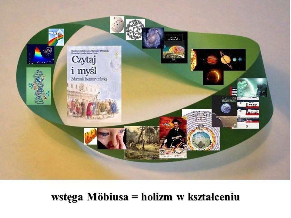 wstęga Möbiusa = holizm w kształceniu