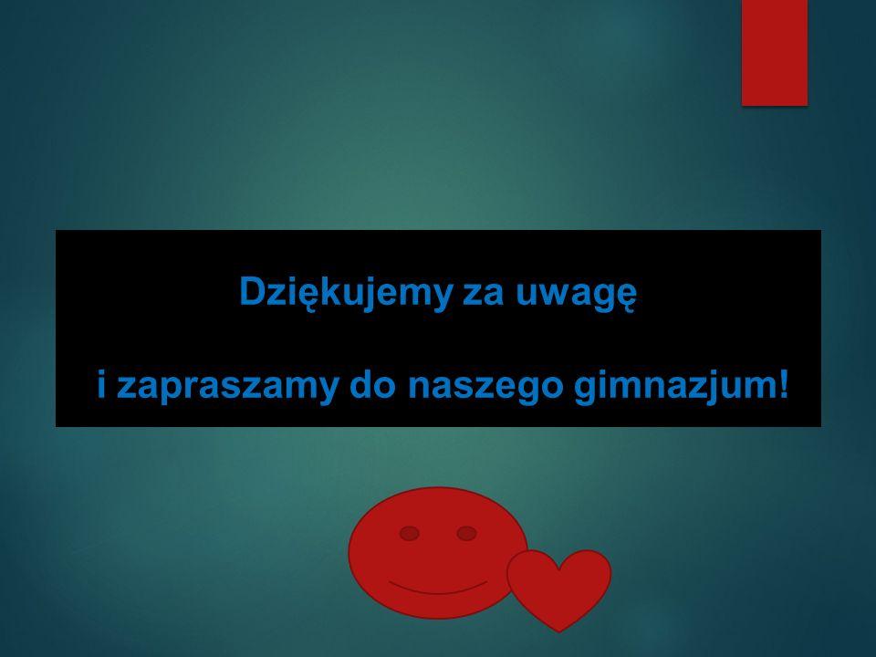 Zapraszamy do odwiedzenia naszej strony internetowej i profilu na Facebook'u E-mail: sgimbrzoza@op.pl www.sgimbrzoza.edupage.org www.facebook.com
