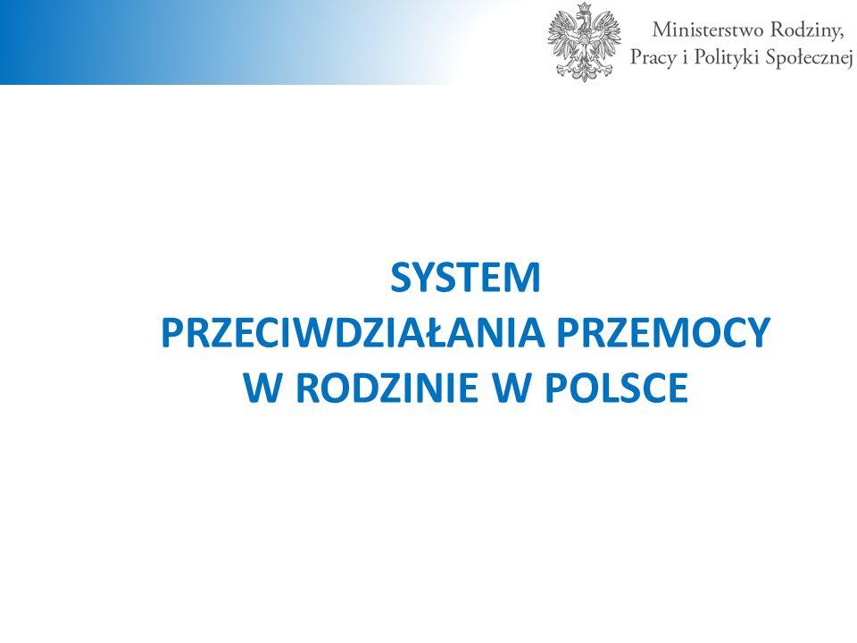 1.Ustawa z dnia 29 lipca 2005 r.o przeciwdziałaniu przemocy w rodzinie (Dz.